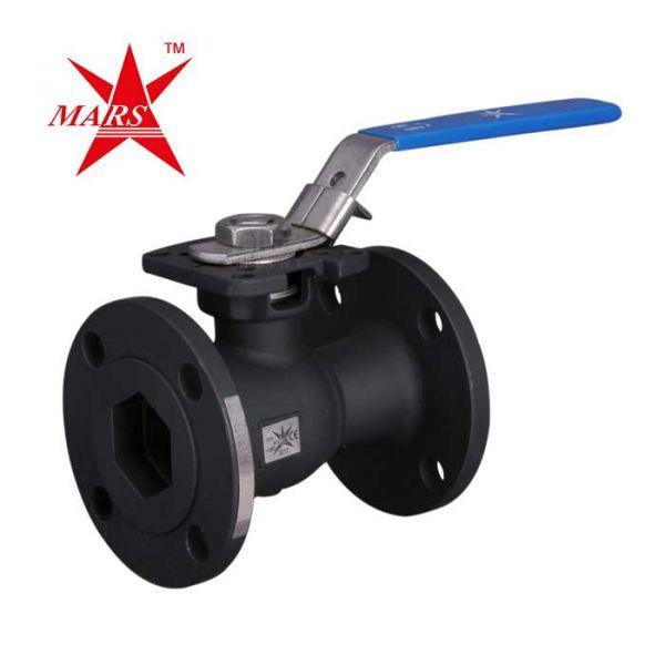 Mars Ball Valve Series 91D 1 Piece Carbon Steel Flanged ANSI 150