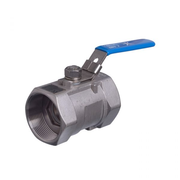 Series 10-10 1 Piece Reduced Bore Stainless Steel Mars Ball Valve