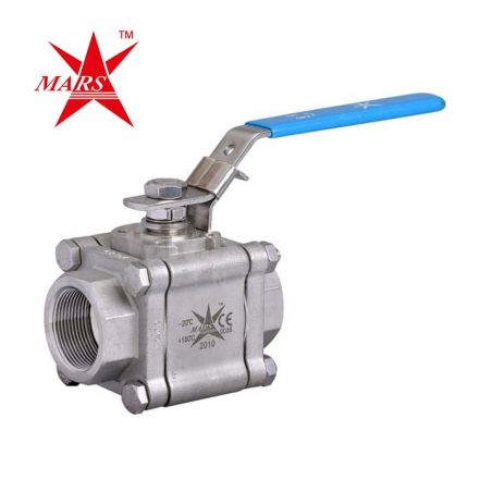 Mars Ball Valve Series 83 3 Piece Heavy Duty Manual Only