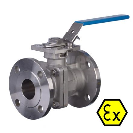 Mars Ball Valve Series 90D Fire Safe Anti Static Flanged ANSI 150