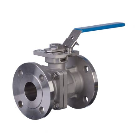 Mars Ball Valve Series 90D Flanged ANSI 300 Direct Mount