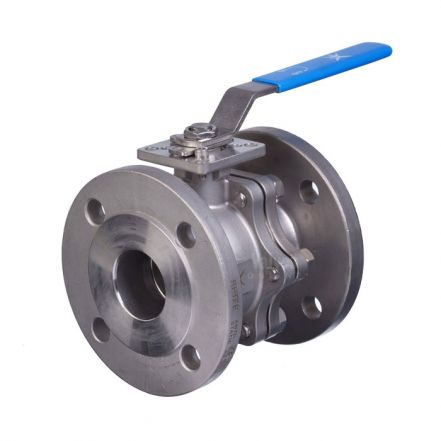 Mars Ball Valve Series 94D Flanged PN16 Direct Mount