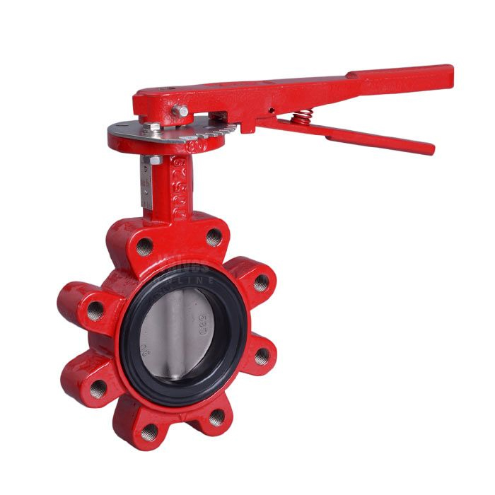 Bray Series 31 Lugged PN16 Ductile Iron Butterfly Valve