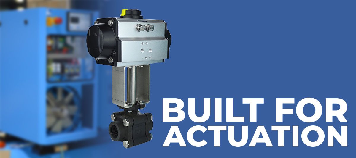 Built for Actuation