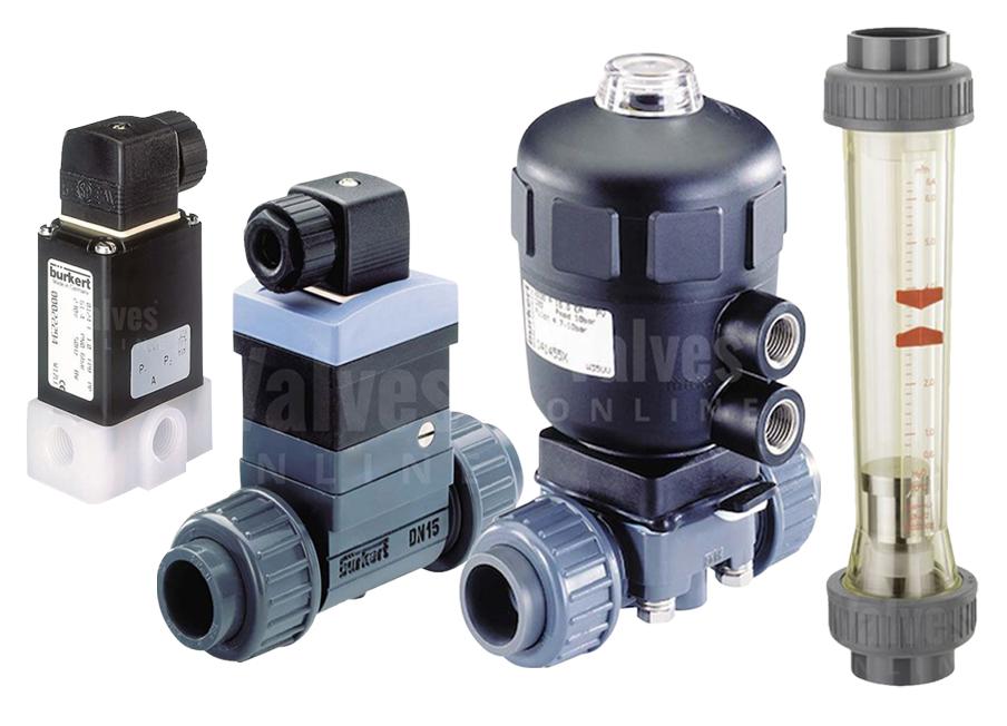 plastic control valves