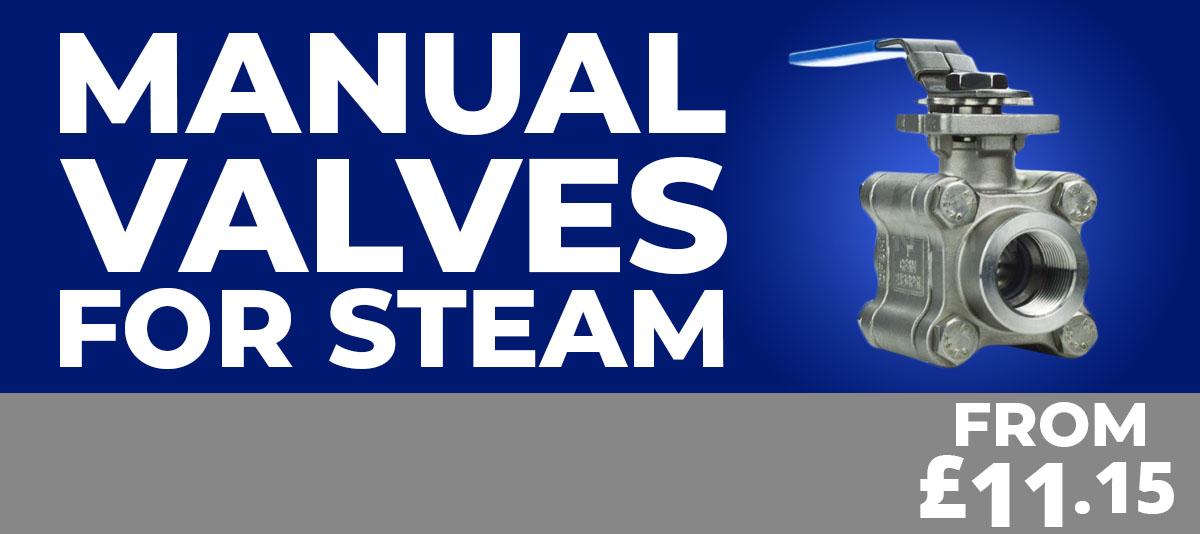 Shop Manual Valves for Steam