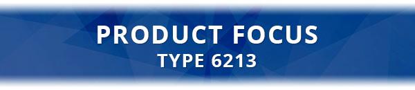 Product Focus 6213